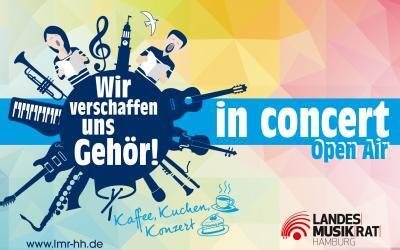 """""""Wir verschaffen uns Gehör! -in concert"""""""
