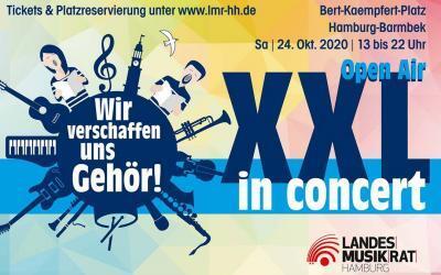 ABGESAGT Wir verschaffen uns Gehör! in concert!