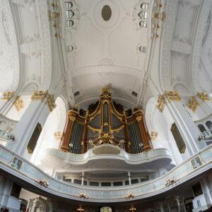 Große Orgel in St. Michaelis