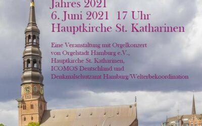 Instrument des Jahres 2021 – Konzerte und Vorträge am Welterbetag