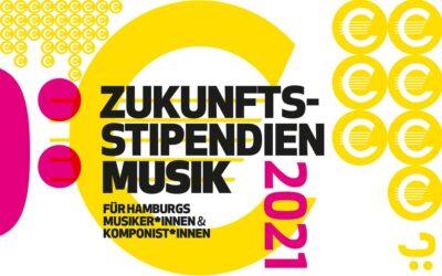 Jetzt bewerben! Zukunftsstipendien Musik für 100 Musiker*innen und Komponist*innen